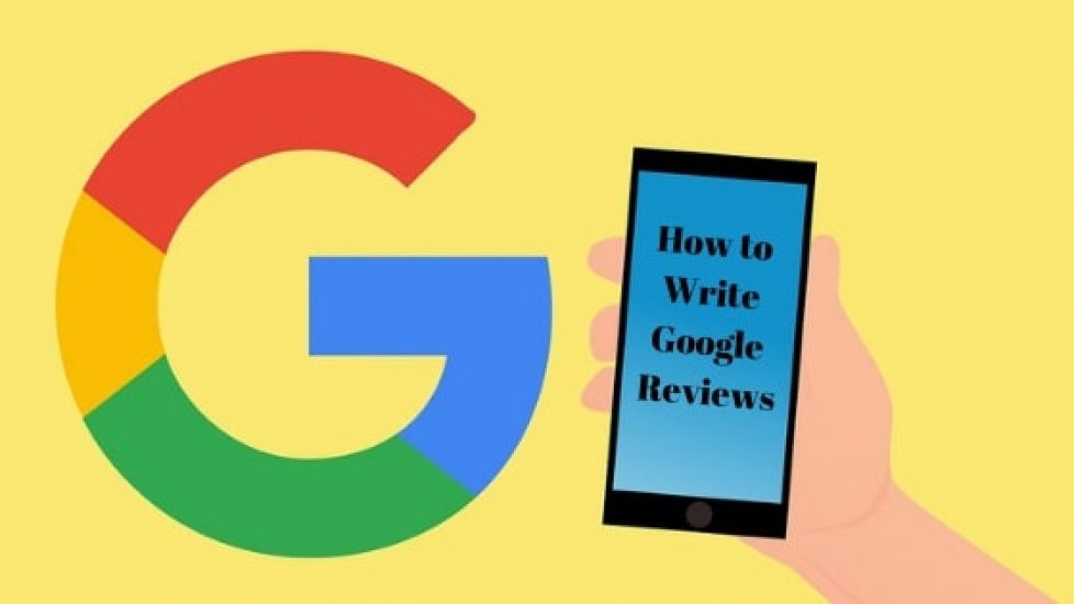 How to write google reviews