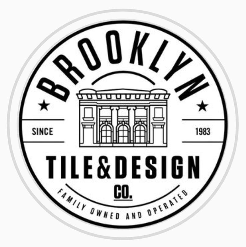 brooklyn tile and design logo