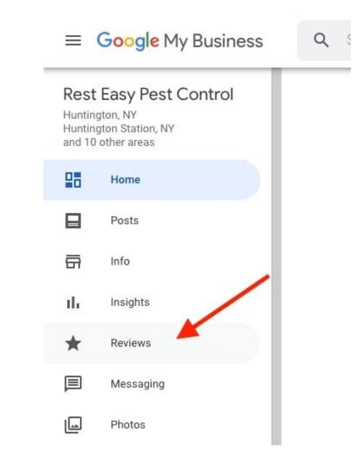 click reviews on gmb